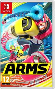 ARMS (Switch) für 38,46€ (Amazon ES)