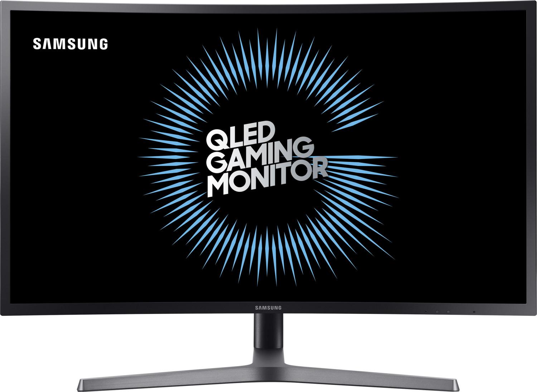 "Technik-Highlights bei Voelkner - z.B. Samsung C32HG70 32"" Monitor (QHD, curved VA, 144Hz + AMD FreeSync 2 HDR (LFC), 1ms, 350cd/m²)"