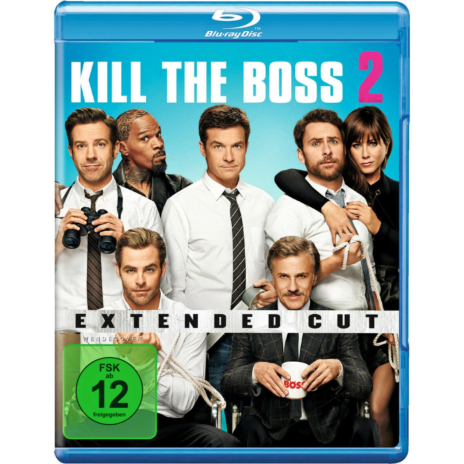 Kill the Boss 2 - Kinofassung und Extended Cut (Blu-ray) für 6€ versandkostenfrei (Saturn)