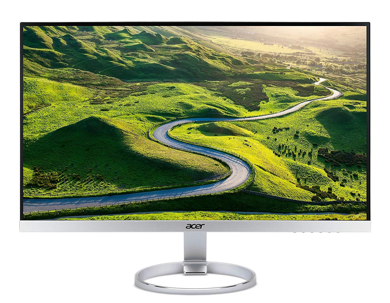 "Acer H277HK (27"" 4K Ultra HD IPS, 4ms, FreeSync, HDMI, DisplayPort, USB-C, Lautsprecher) für 274,98€ (Amazon IT)"