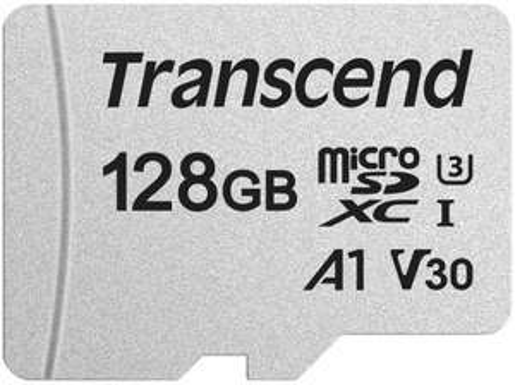 Transcend 300S microSDXC - 128GB, A1, V30, U3, R95/W45 MB/s (7dayshop)