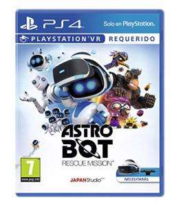 Astro Bot: Rescue Mission (PS4-VR) für 18€ (Amazon IT & Base.com)