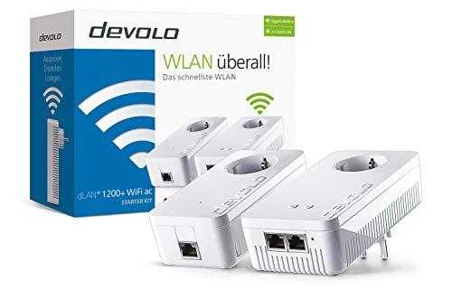 devolo dLAN 1200+ WiFi AC Starter Kit
