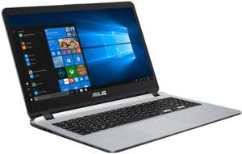 """Asus VivoBook R507UF-EJ355T (15.6"""", FHD, 60Hz, 200cd/m², i7-8550U, 8GB RAM, 512GB SSD, MX130 2GB, USB-C, Win10, 1.7kg)"""