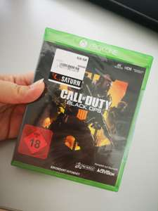 [Lokal] Saturn Bielefeld - Call of Duty Black Ops 4 (Xbox)
