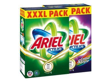 [LIDL Super-Samstag] Ariel/Ariel Color 100 Waschladungen