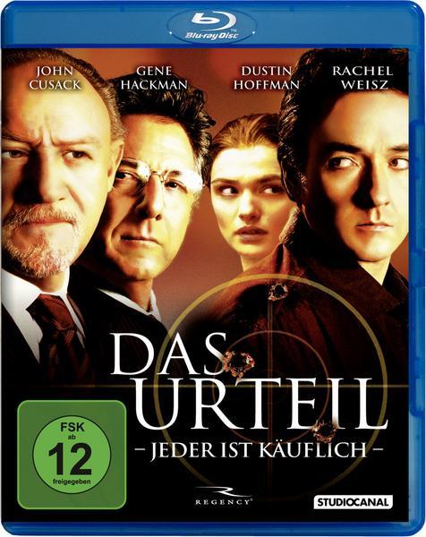 Das Urteil - Jeder ist käuflich (Blu-ray) für 2,71€ inkl. Versand (Thalia Club)