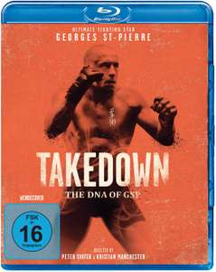 Takedown - The DNA of GSP (Blu-ray) für 4,99€ (Müller)