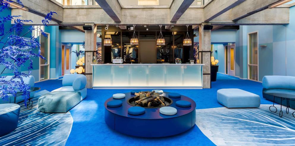 """4 Sterne Boutique-Hotel """"Room Mate Bruno"""" im Viertel Feyenoord in Rotterdam für 99€ pro Nacht für 2 Personen inkl Frühstück"""