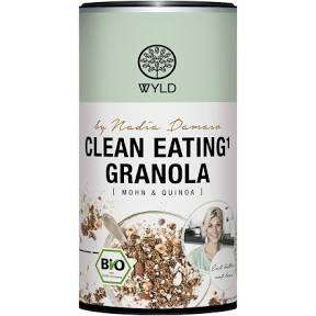 [kostenlos Vitafy] 350g WYLD Mohn-Quinoa-Granola geschenkt
