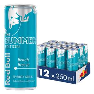 [Amazon Prime] Red Bull Energy Drink Summer Edition - Beach Breeze