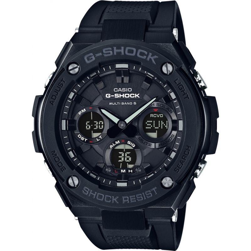 Casio G-Shock GST W100G-1BER Funkuhr Solar im Flash Sale