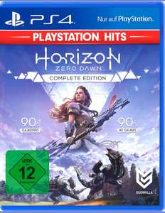 Horizon Zero Dawn Complete Edition für 17.99EUR (USK, deutsch Vertont!) Playstation 4 PS4 Spiel