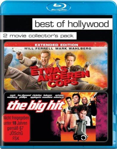 Die etwas anderen Cops & The Big Hit (Best of Hollywood Collection) (2 Disc Blu-ray) für 7,11€ (Amazon Prime)