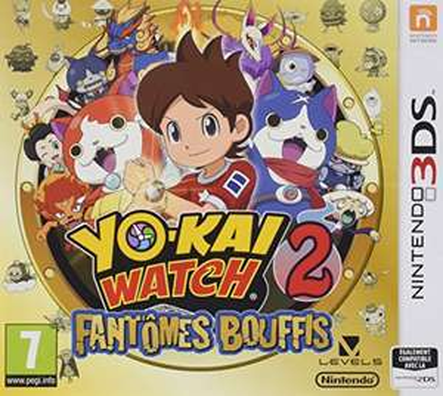 Yo-Kai Watch 2: Kräftige Seelen (3DS) für 12,28€ (Amazon FR)