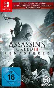 Assassin's Creed III Remastered (Switch) für 25,50€ (Müller)