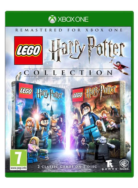 LEGO Harry Potter Collection (Xbox One) für 10,99€ (ShopTo)