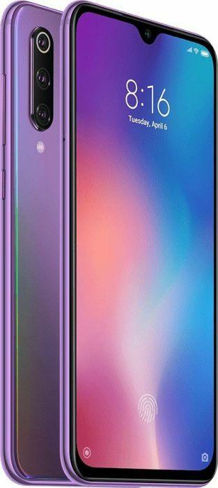 "Xiaomi Mi 9 SE Smartphone 5.97"" - FHD+ AMOLED, Snapdragon 712, 6GB, 128GB-Version, Lavender (Amazon.es)"