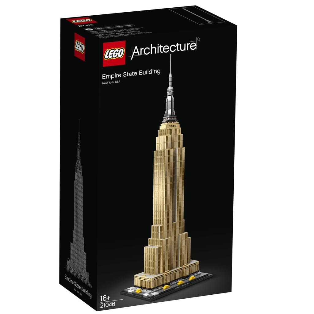 LEGO Architecture Set Empire State Building 21046