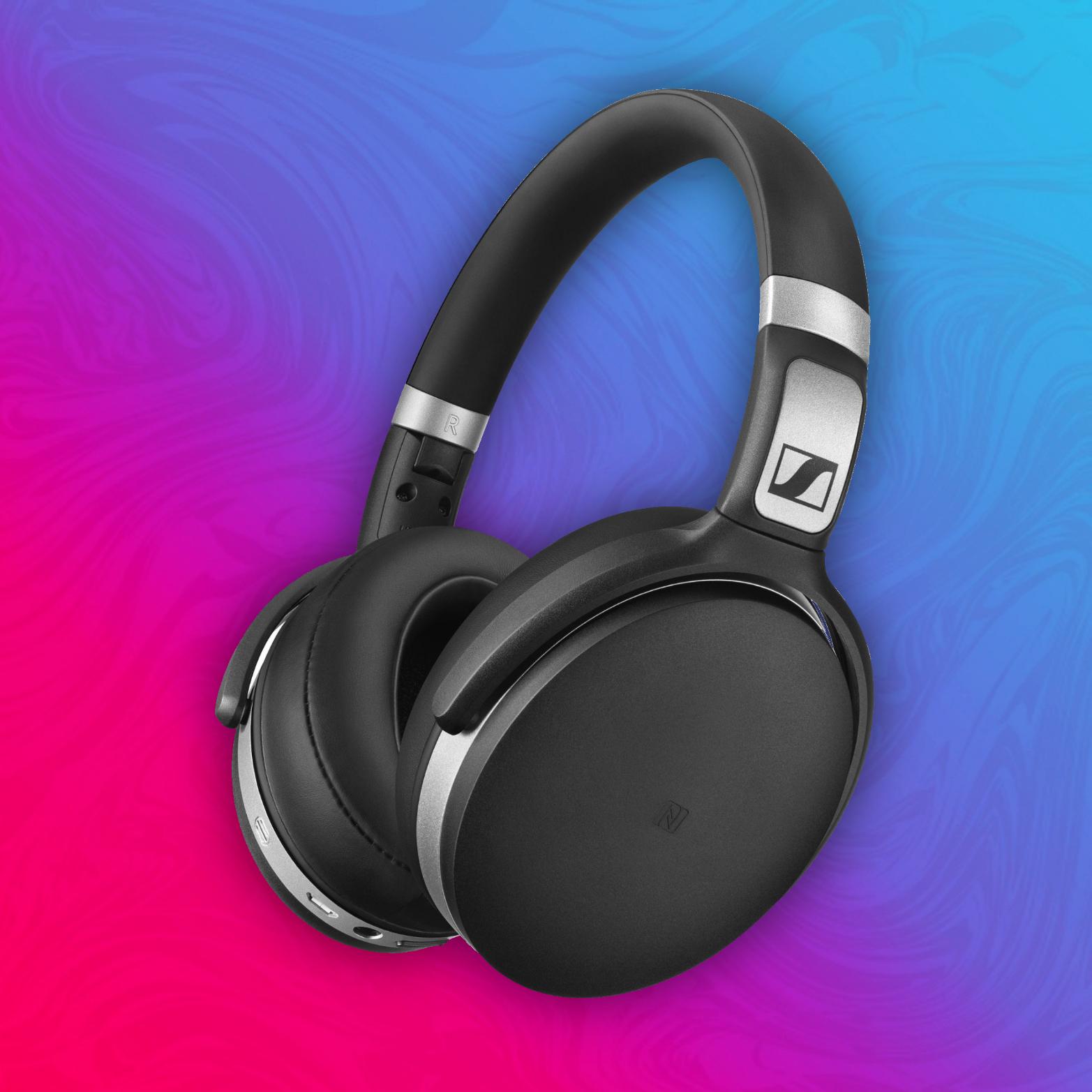 [Prime] Sennheiser HD 4.50 BTNC Kopfhörer (mit Bluetooth, kabelloses geschlossenes Noise-Cancelling)