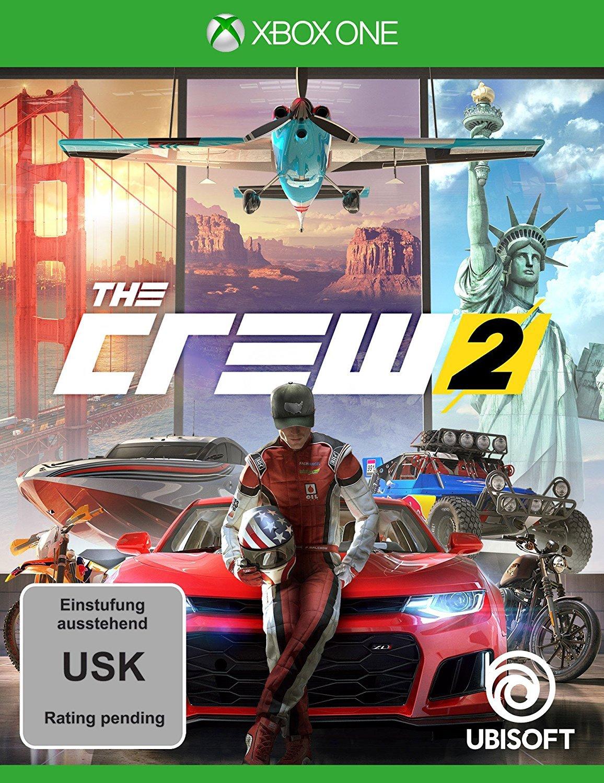 The Crew 2 (Xbox One Download Code) für 13,99€ (Xbox Store)