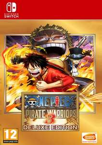 One Piece: Pirate Warriors 3 Deluxe Edition (Switch) für 22,99€ (CDkeys)