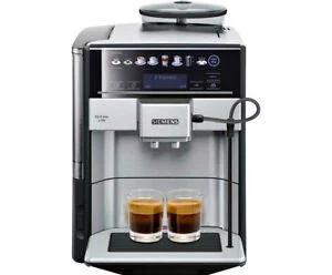 [lokal DD - ggf. bundesweit] Für uns Shop - Siemens EQ.6 Plus s700 TE657503DE Kaffeevollautomat (19 bar, 1500 Watt, Keramikmahlwerk)