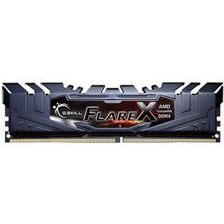 16GB G.Skill Gskill Flare X für AMD schwarz DDR4-3200 DIMM CL16 Dual Kit für 92,04 Euro (inkl. Versand)