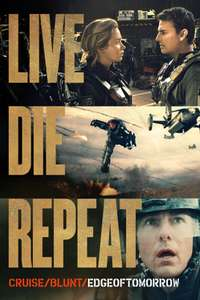 [iTunes] Live Die Repeat: Edge of Tomorrow für 3,99€ in 4K Dolby Vision