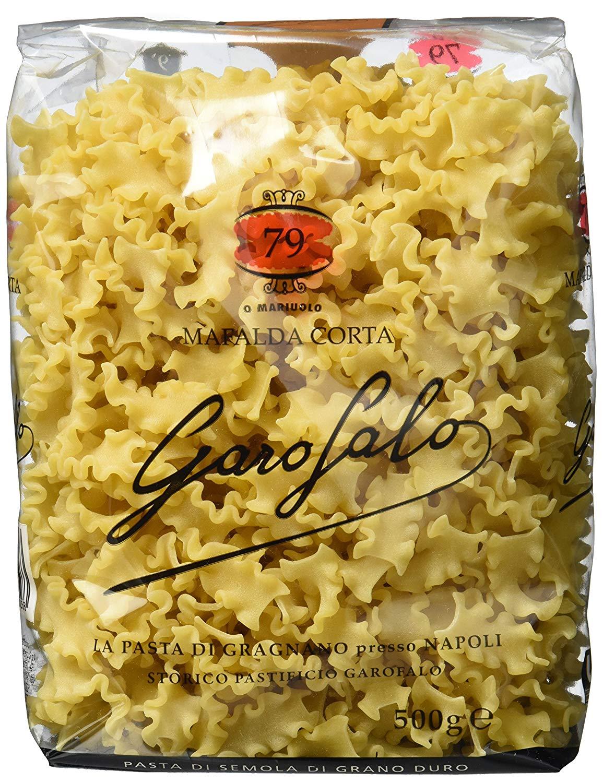 [amazon.de Sparabo] Garofalo Mafalda Corta ital. Nudeln , 10er Pack (10 x 500 g) für 9,73€