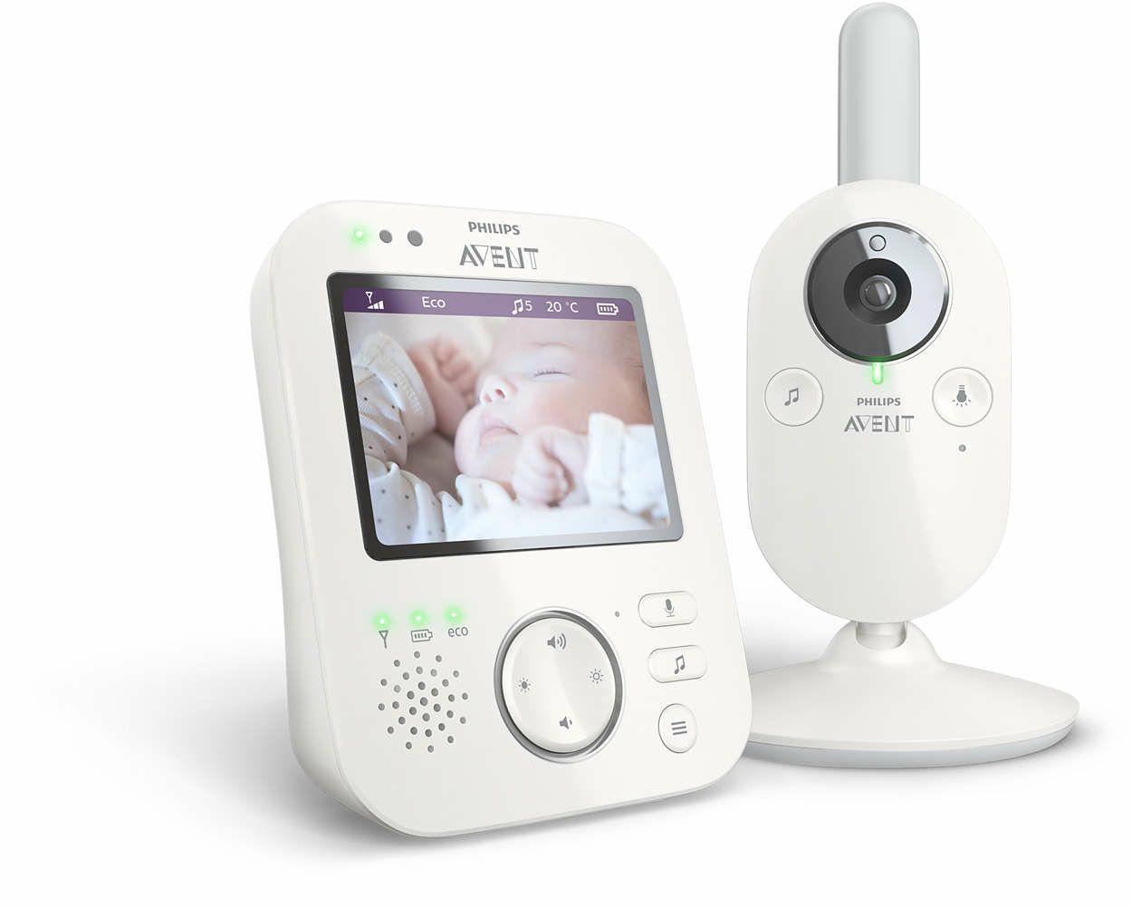 [eBay] Philips Avent SCD630/26 Babyphone generalüberholt mit Garantie