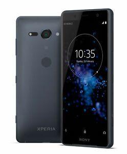 Sony Xperia XZ2 Compact Smartphone 12,7 cm (5,0 Zoll) 64 GB schwarz