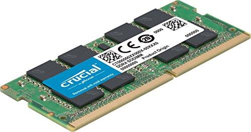 [Amazon PRIME] Crucial CT4G4SFS632A 4GB Speicher (DDR4, 3200 MT/s, PC4-25600, CL22, Single Rank x16, SODIMM) für 16,23