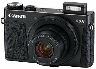 [Amazon.es] Canon PowerShot G9 X Mark II-mit 20.9 MEGAPIXEL; 3X OPT. ZOOM in schwarz