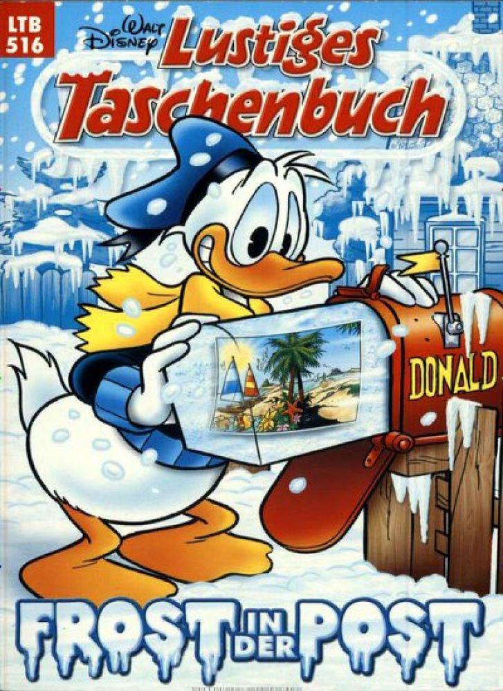 Lustiges Taschenbuch Jahresabo 79,90 + 45 Euro Amazon-Gutschein