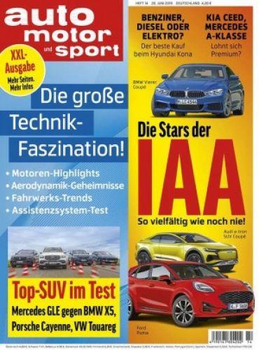 G+J Verlagsaktion: 20 Zeitschriftentitel im Abo mit Amazon-Gutschein bis 135€ - Auto Motor 51,65 € & 50 € GS, AMS, GEO, Lustiges Taschenbuch