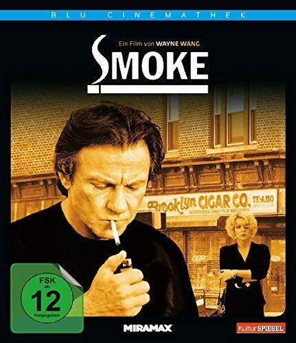 Smoke (Blu Cinemathek Blu-ray) für 4,99€ (Amazon Prime & Media Markt & Saturn)