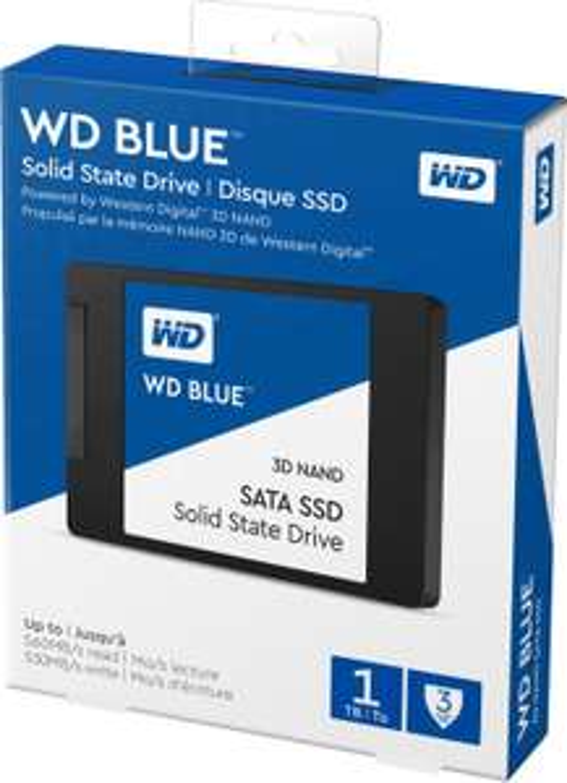 Speicherwoche: z.B. WD Blue 3D SSD 1TB - 99€ | Elements Desktop 8TB - 139€ | Intenso USB 3.0-Stick 128GB - 11€ | Sandisk microSD 64GB - 10€