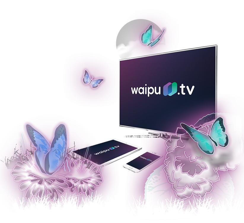 waipu.tv - 6 Monate nur 50% Perfect 30,-€ (statt 59,94) Comfort 15,-€ (statt 29,94€)