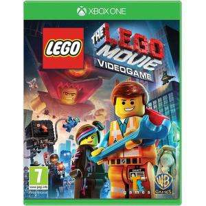 The LEGO Movie Videogame (Xbox One & PS4) für je 12,55€ (Mymemory)