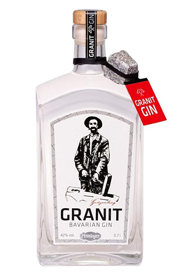 Penninger Granit Bavarian Gin 0,7l 42% bei [Rewe (regional?)] ab 01.07.