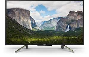SONY TV KDL-50WF665, 50 Zoll, Full-HD, VA-Panel, Direct LED, 400 Hz, Smart TV [Saturn, Abholung]