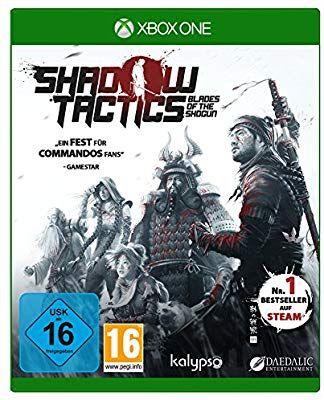 Shadow Tactics: Blades of the Shogun (Xbox One) [Amazon Marketplace]