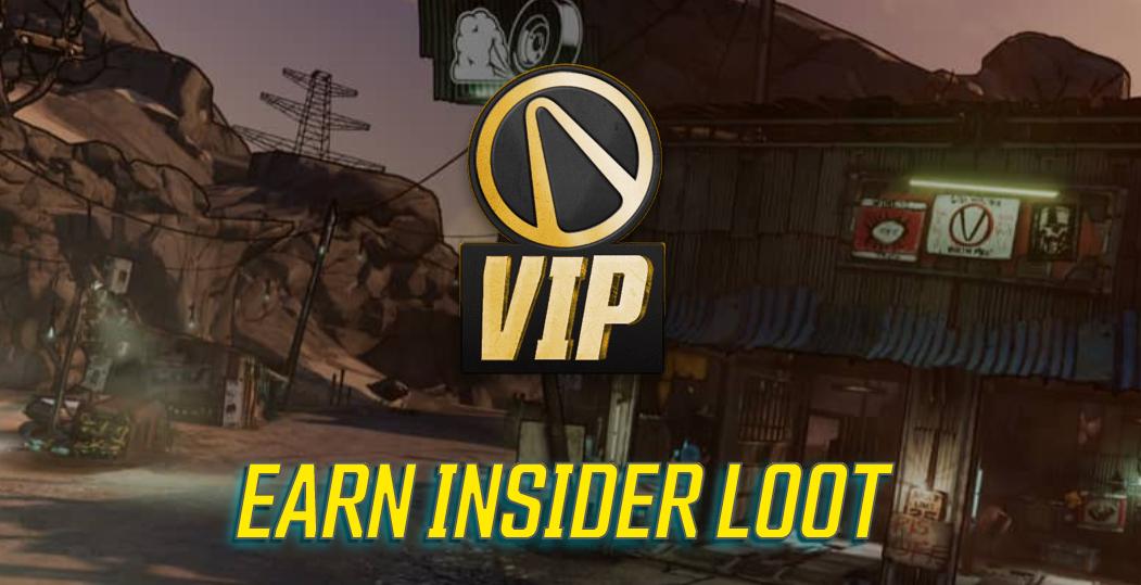 Borderlands VIP!!!  kostenlose VIP- und SHIFT-Codes - GoldenKeys
