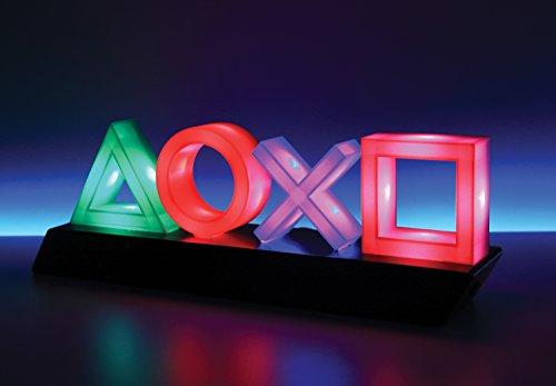 PlayStation Icons Light Lampe mehrfarbig mit Farbwechsel bei Amazon [PRIME] für 20,88 €