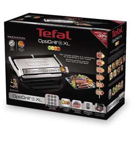 Tefal Kontaktgrill GC722D OptiGrill+ XL, 2000 Watt