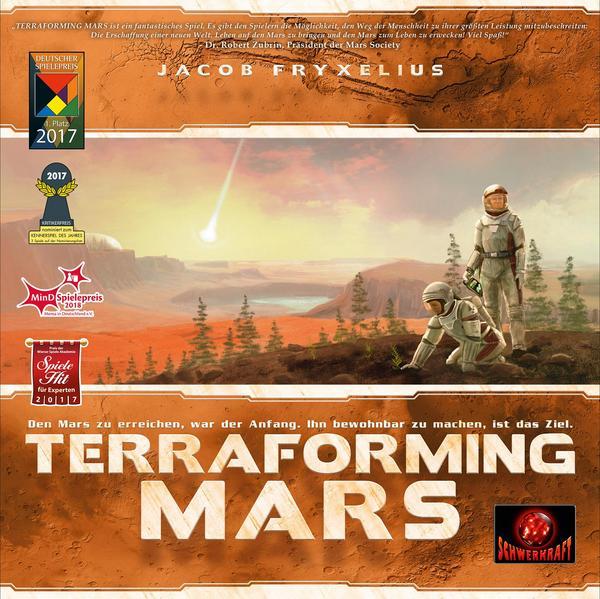 """Thalia/ Bol.de: Brettspiele Angebote, Bestpreis u.a für """"Terraforming Mars: Update mit Rabattcode, auch Carcassonne BigBox"""