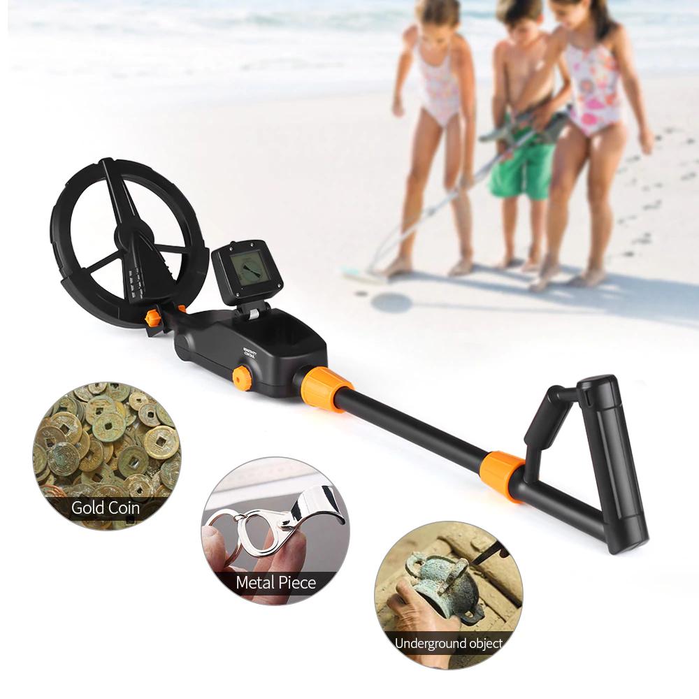 Metalldetektor, ein Strandspielzeug oder vielleicht Kabelsuchgerät?