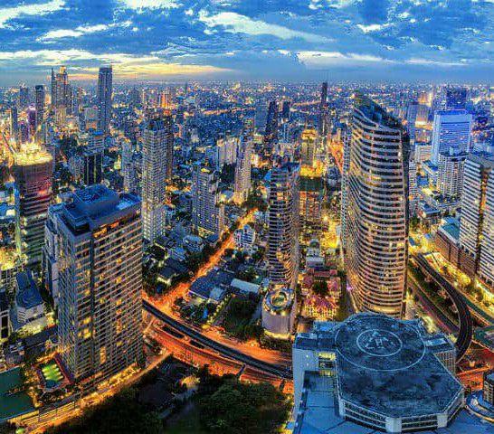 Flüge: Thailand ( Sept-März ) Hin- und Rückflug von Berlin, München, Amsterdam, Frankfurt (...) nach Bangkok ab 350€ inkl. Gepäck