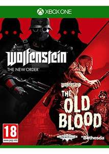 Wolfenstein: The New Order & The Old Blood Double Pack (Xbox One) für 15,92€ (Base.com)